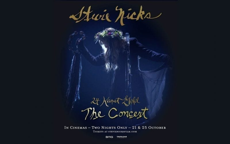 Stevie Nicks 24 Karat Gold Concert