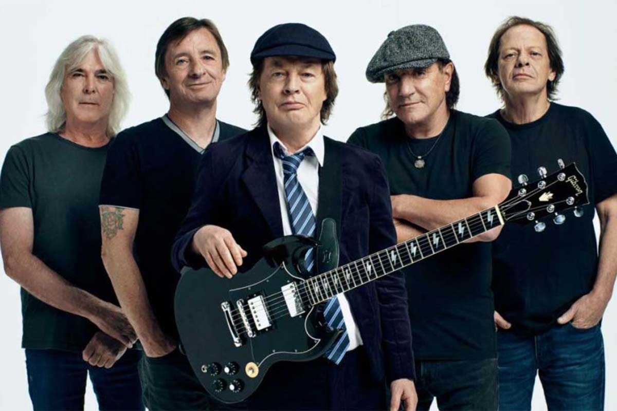 AC/DC Release New Single, Detail New Album 'Power Up'