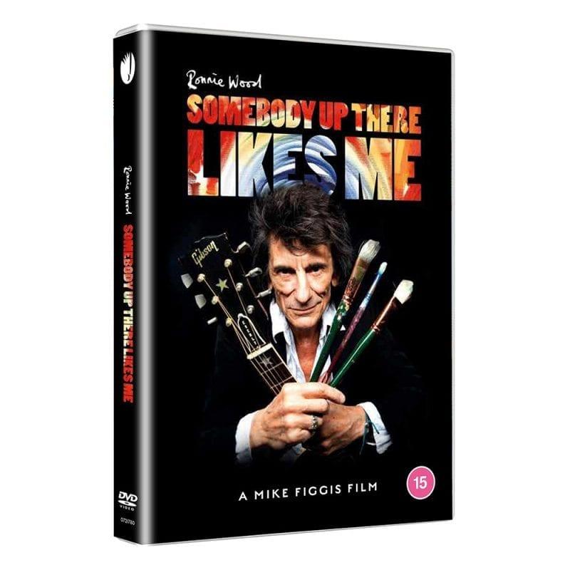 Ronnie Wood documentary dvd