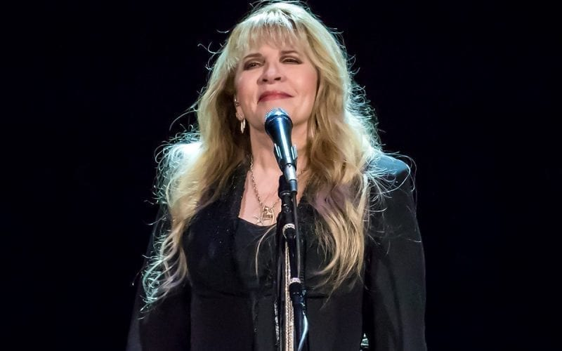 Stevie Nicks in 2017