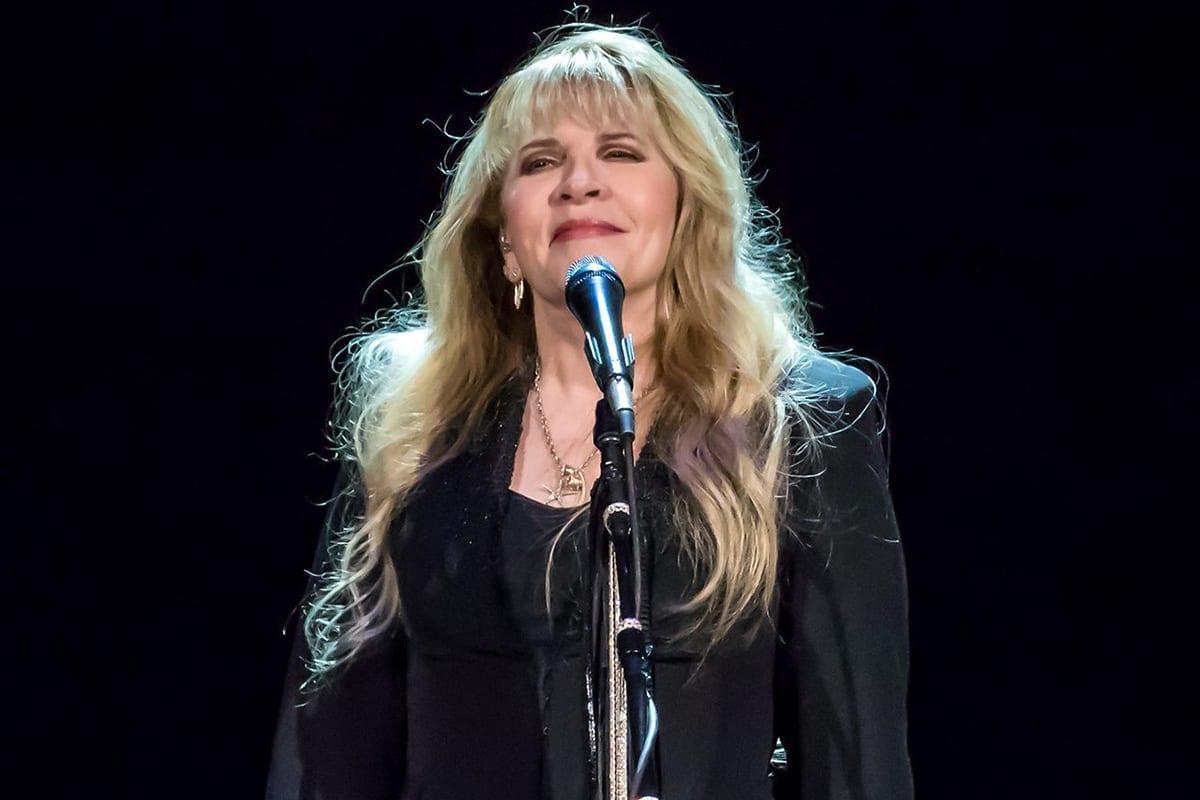 Stevie Nicks in 2017