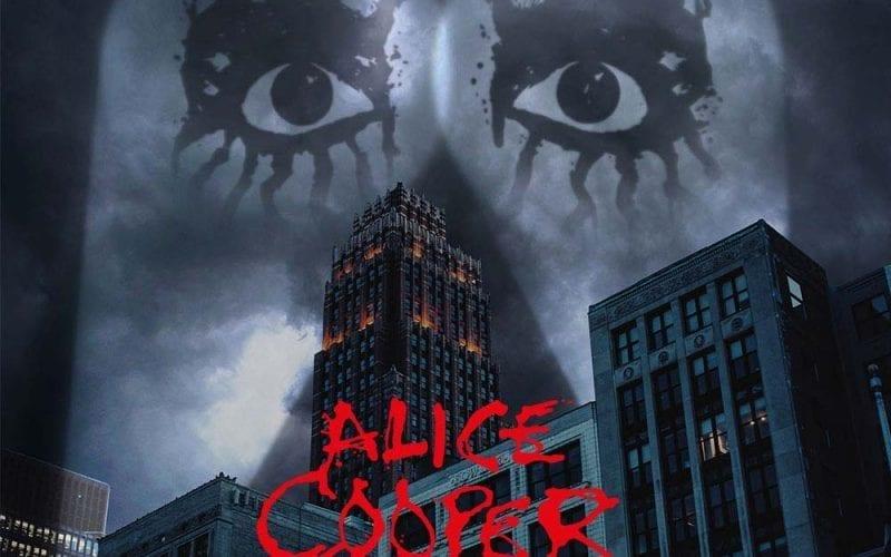 Alice Cooper Detroit Stories album cover