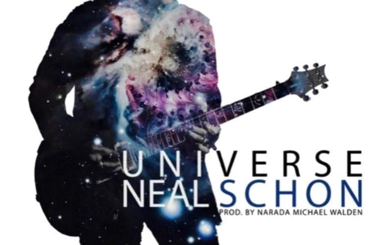 Neal Schon's Universe album cover
