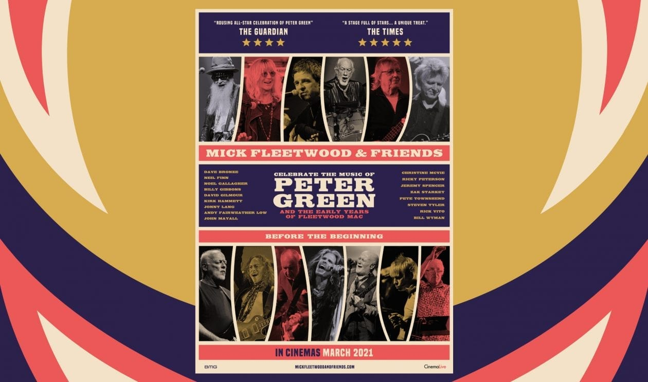 Peter Green Tribute Concert Coming to Theaters