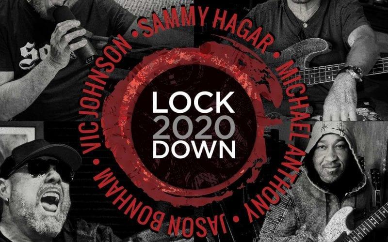 Sammy Hagar & The Circle album covere