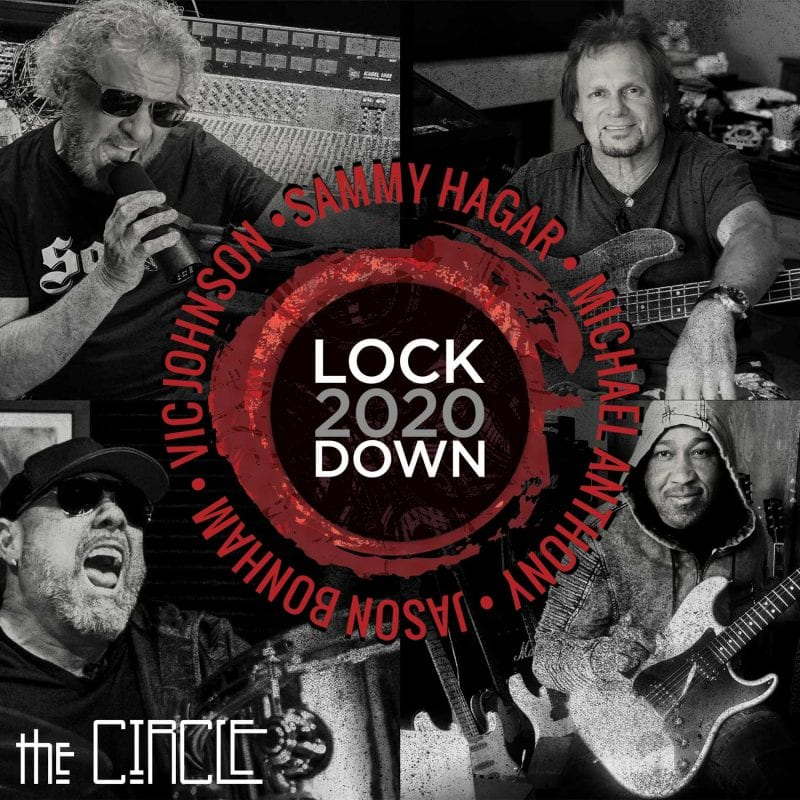 Sammy Hagar & The Circle album covere