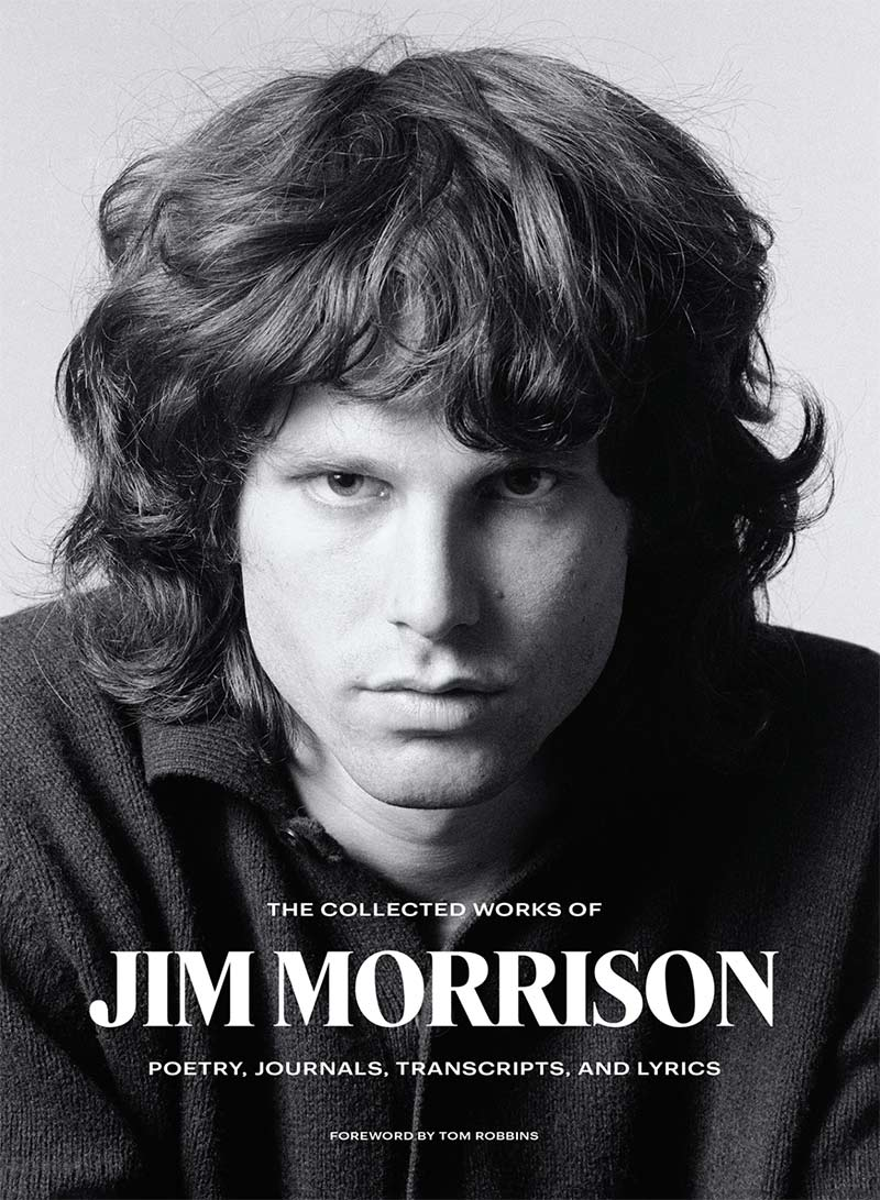 Jim Morrison Collected Works book cover