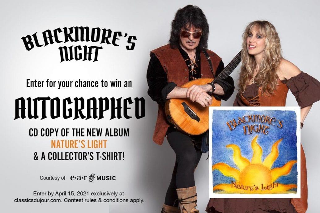Blackmore's Night contest