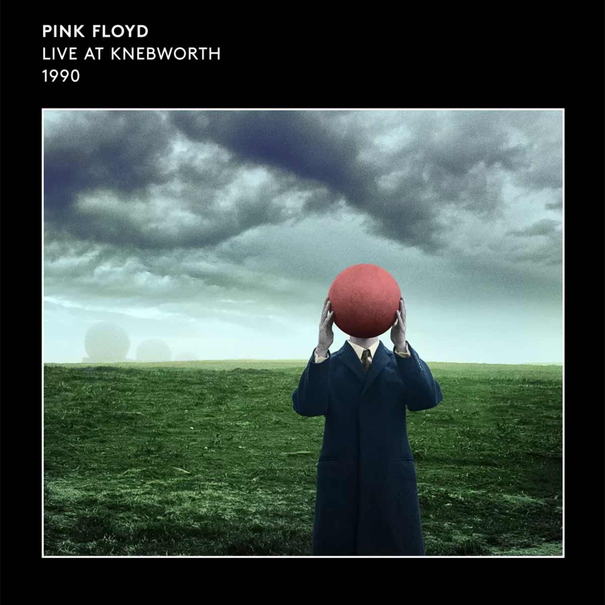 Live at Knebworth album cover