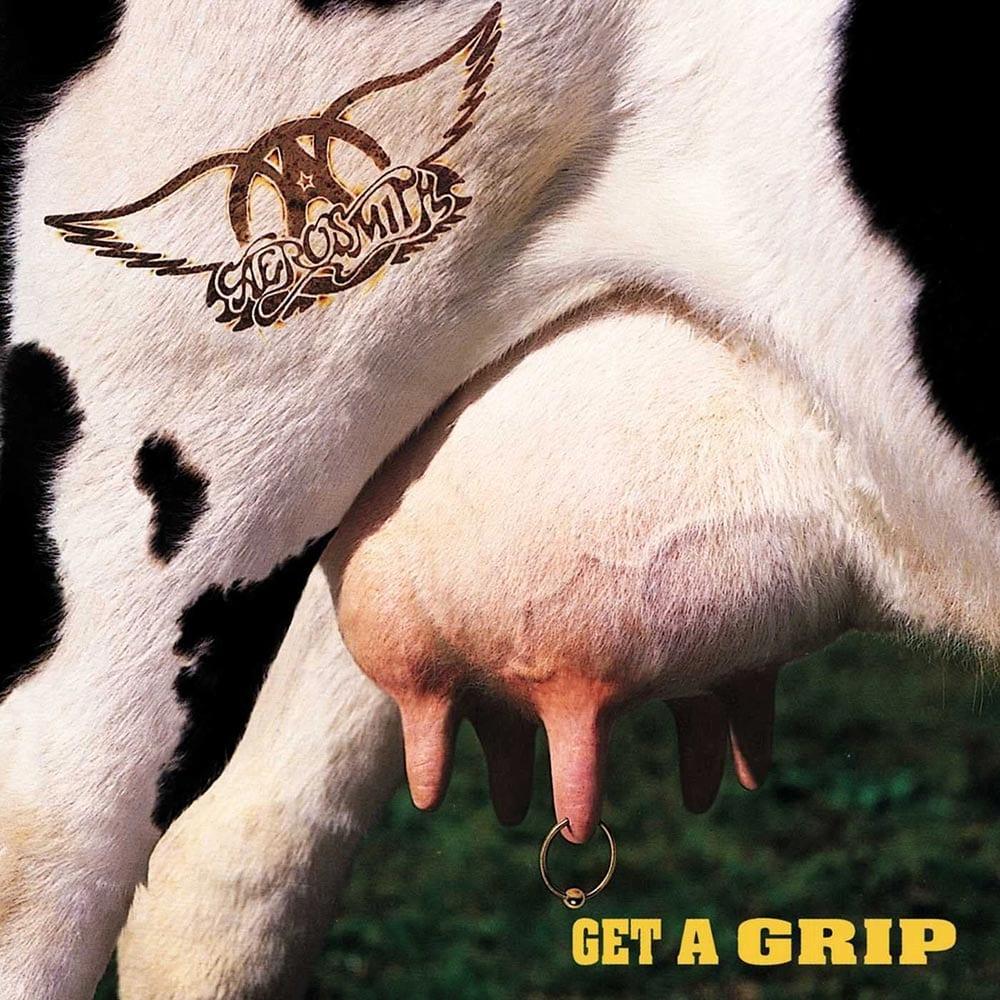 Aerosmith Get a Grip album cover