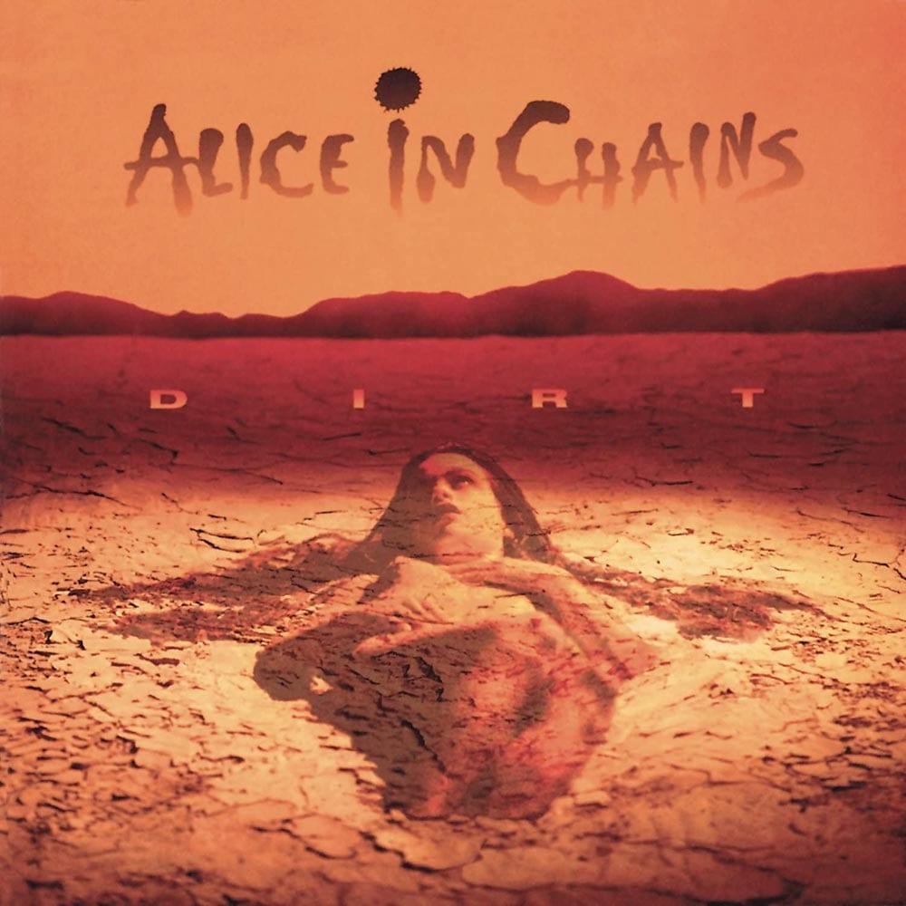 Alice in Chains Dirt album cover