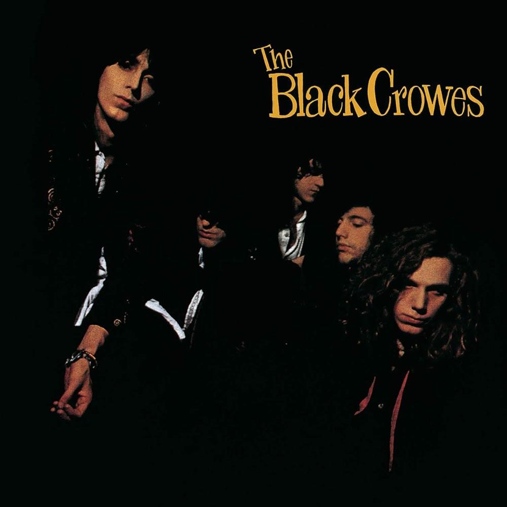 Black Crowes Shake Your Money Maker album cover