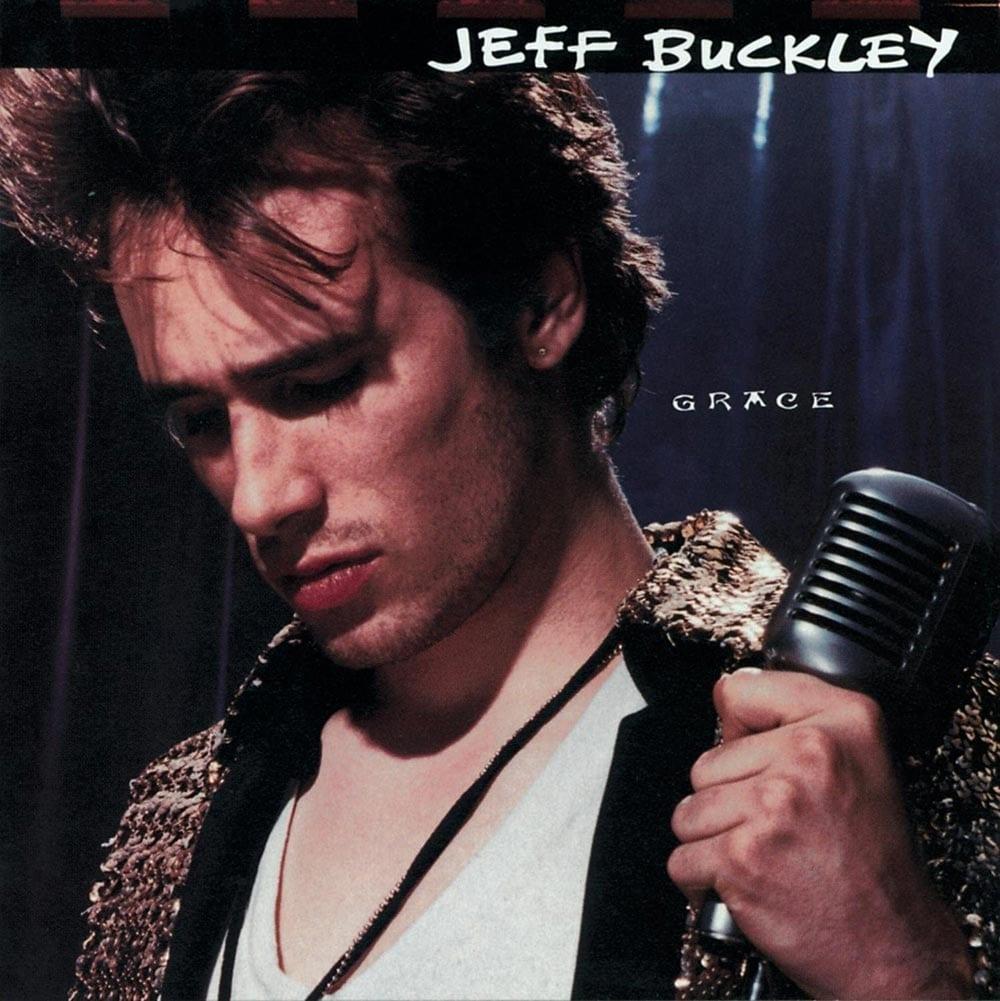 Jeff Buckley Grace album cover