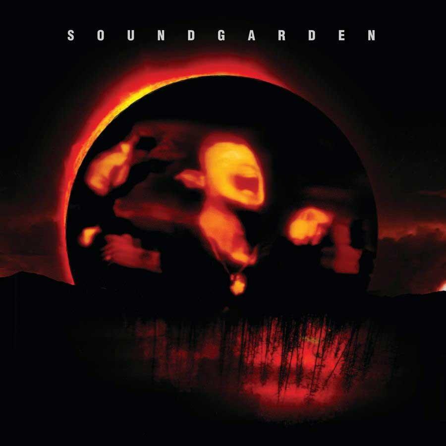 Soundgarden Superunknown album cover
