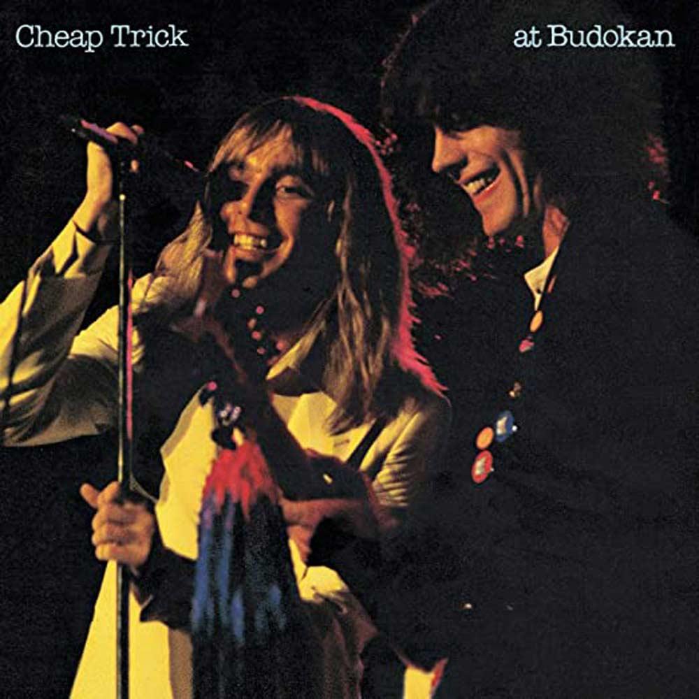 Cheap Trick at Budokan album cover