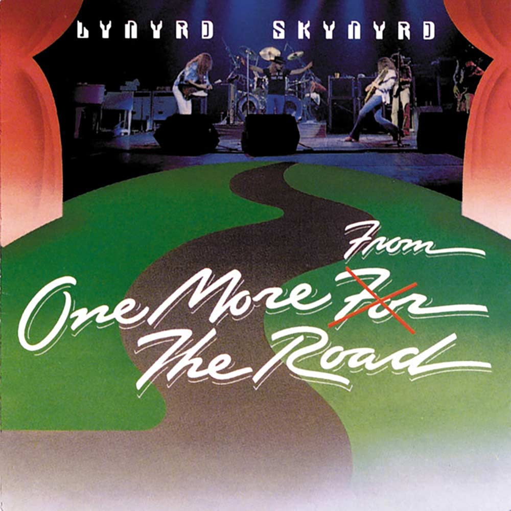 Lynyrd Skynyrd One More From the Road album cover