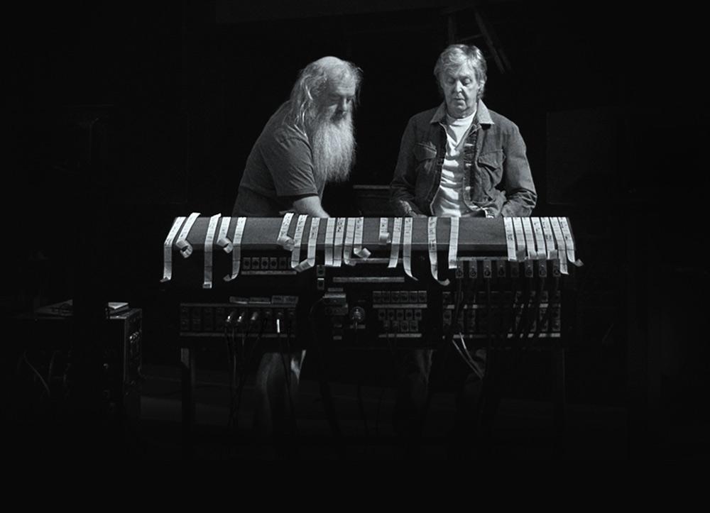 Watch the Trailer for the New Paul McCartney Documentary McCartney 3,2,1