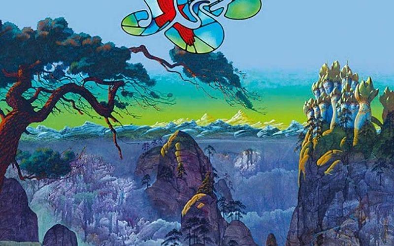 The Quest album cover