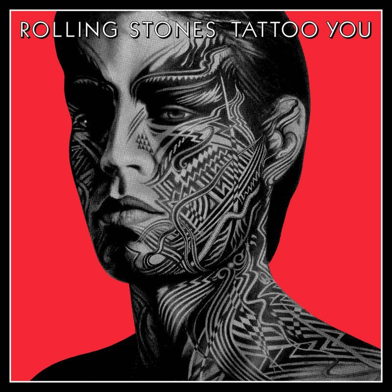 Rolling Stones Tattoo You 40th Anniversary album cover