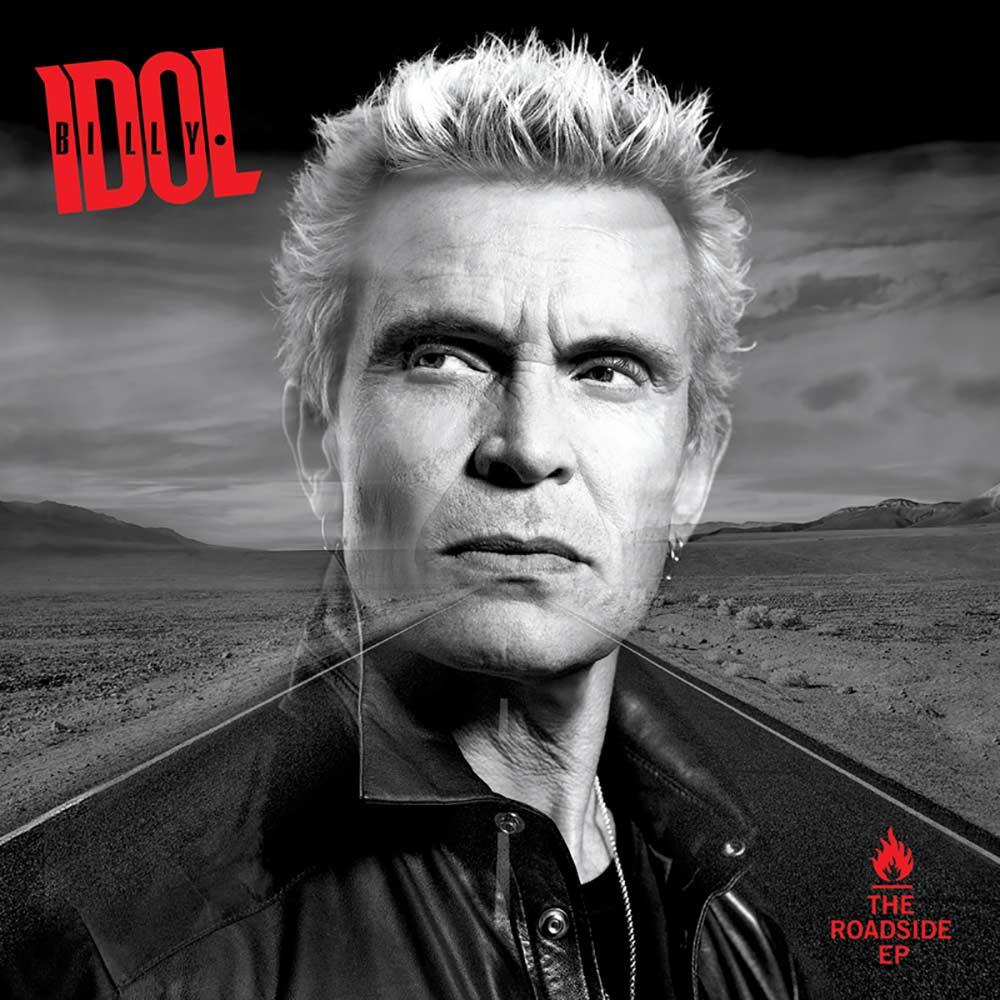 """Hear Billy Idol's New Single """"Bitter Taste"""""""