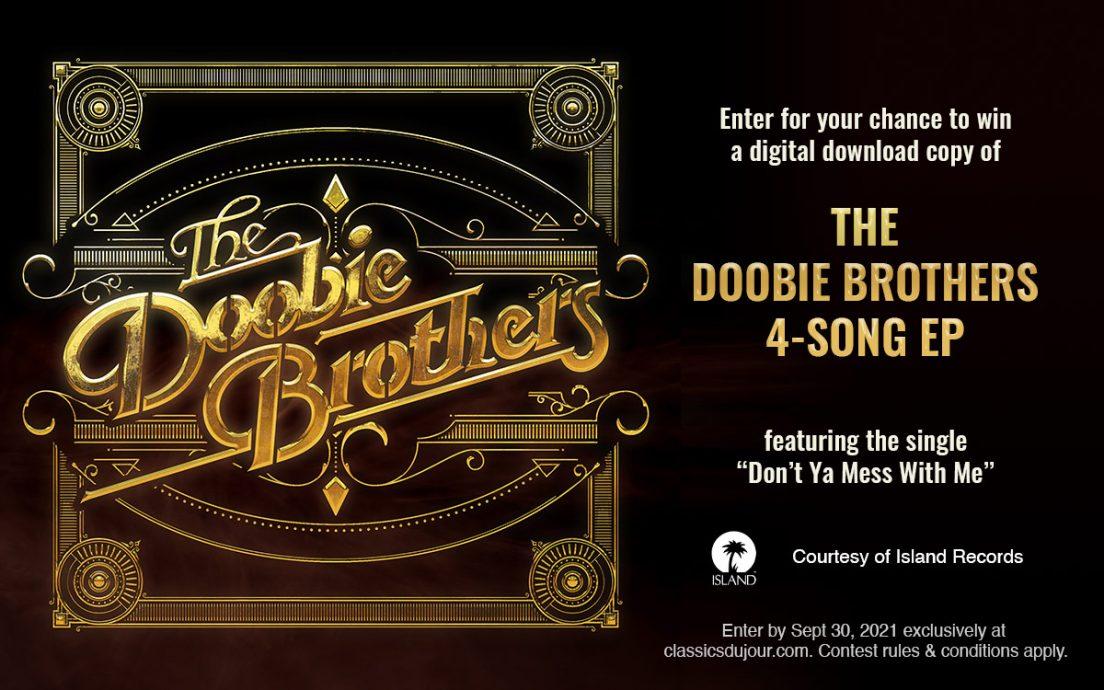 Doobie Brothers EP contest