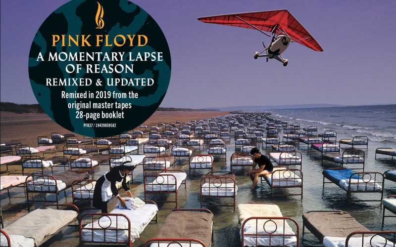 Pink Floyd A Momentary Lapse of Reason Remixed & Updated
