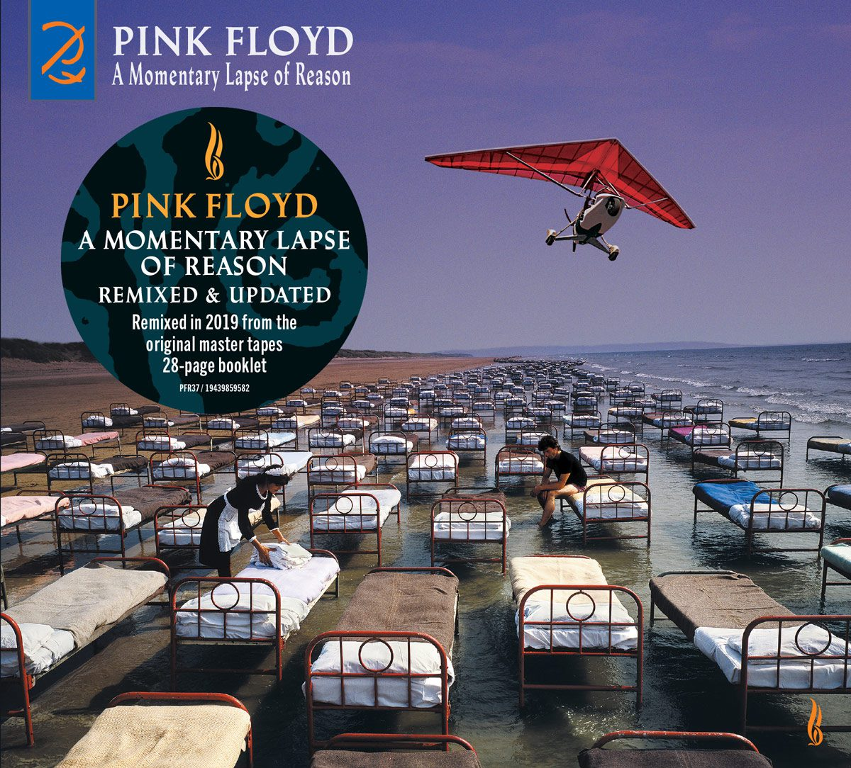 Pink Floyd Announces Remixed and Updated 'A Momentary Lapse of Reason' in 360 Reality Audio