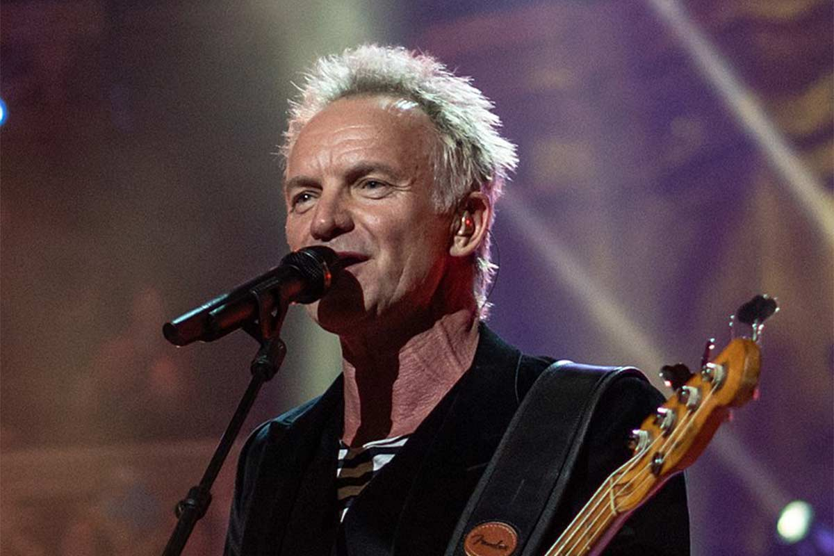 """Sting Details New Album, Releases New Single """"If It's Love"""""""