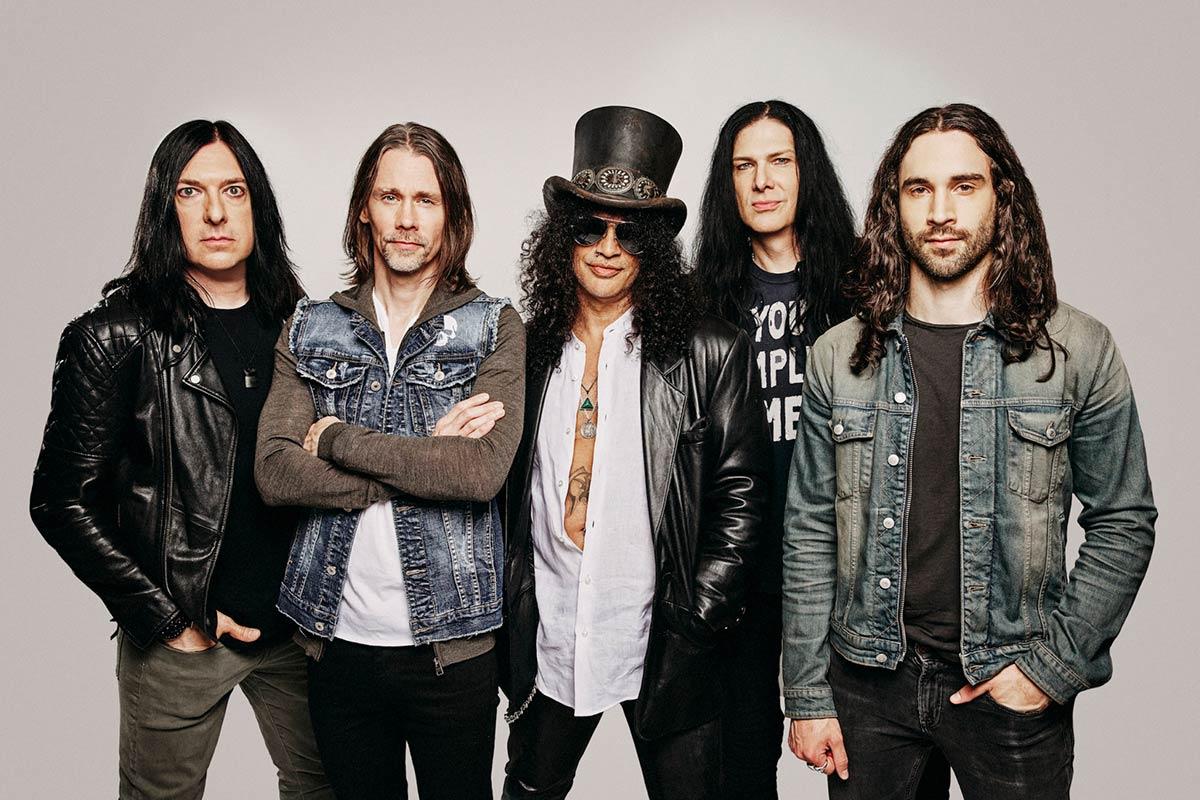 Slash Announces New Album and Tour, Releases New Single